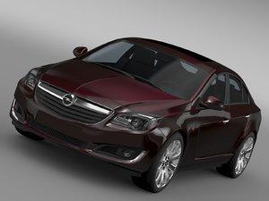 opel insignia hatchback ecoflex 3d 3ds