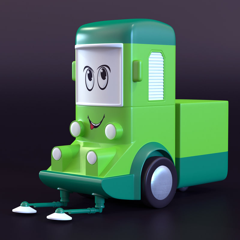 toy cleani car max