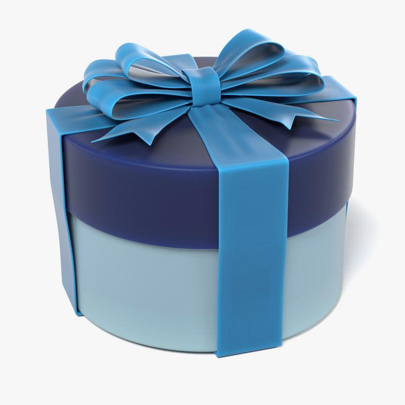 3d gift model