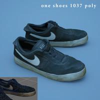 max black skate shoes
