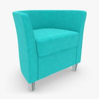 3d model of sillon boss 08