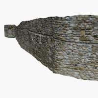3d ruins 6 - masonry