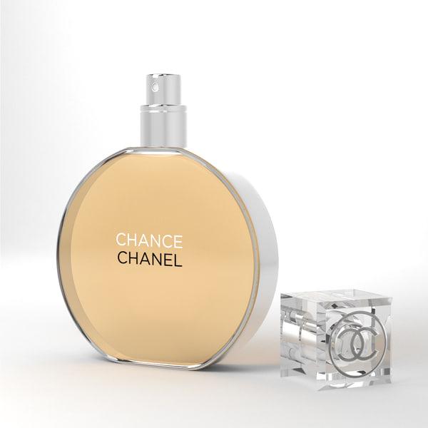 perfume chanel chance obj