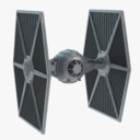 Tie Fighter 3D models