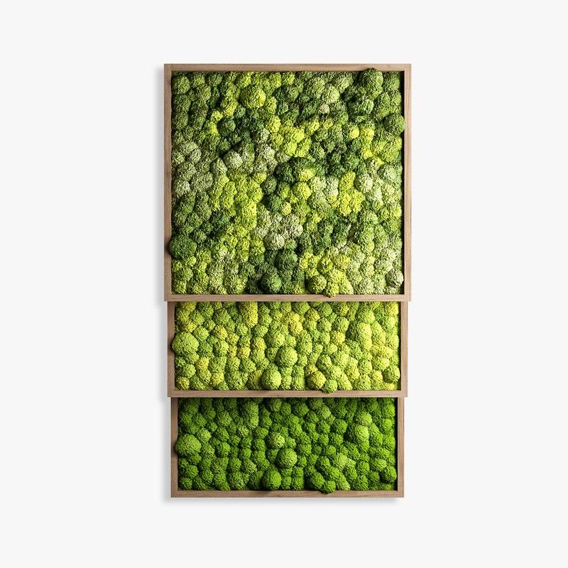 3d panels moss