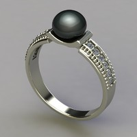 "Ring ""Pearl"