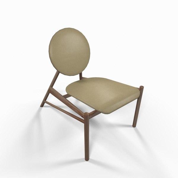 max wooden designer chair