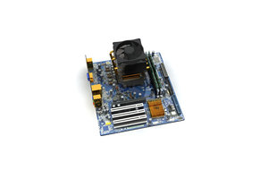 3d model m2n61 la nyssa motherboard