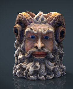 figure viking obj