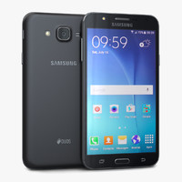 samsung galaxy j7 black 3ds
