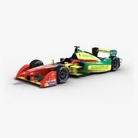ABT Schaeffler Audi Sport FormulaE 2015-2016