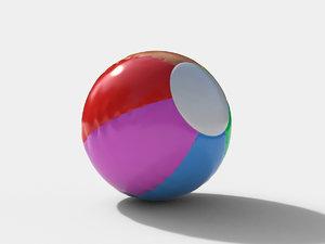 beach ball max