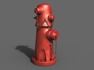 3ds hydrant