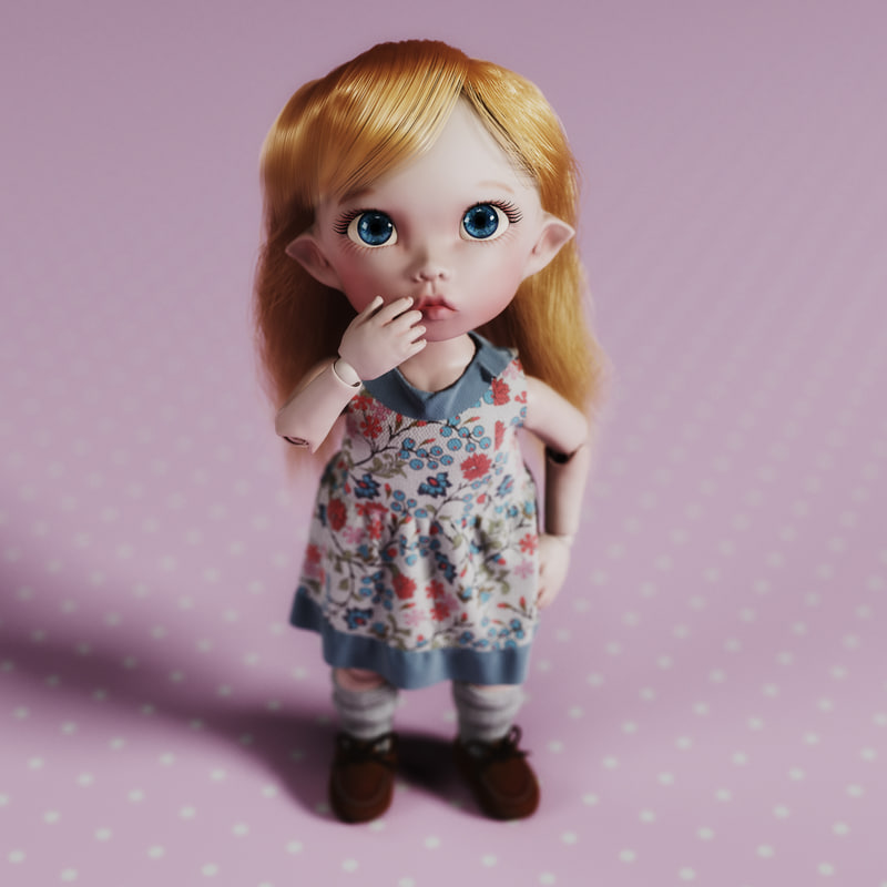 toy doll max