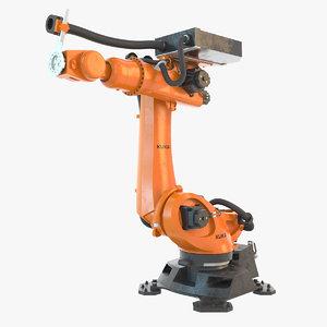 3ds max kuka robot kr 120