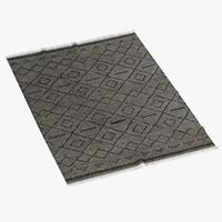 3d max boconcept fes rug