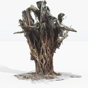 3d model tree complex
