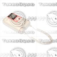 3d doppler fetal lateo d model