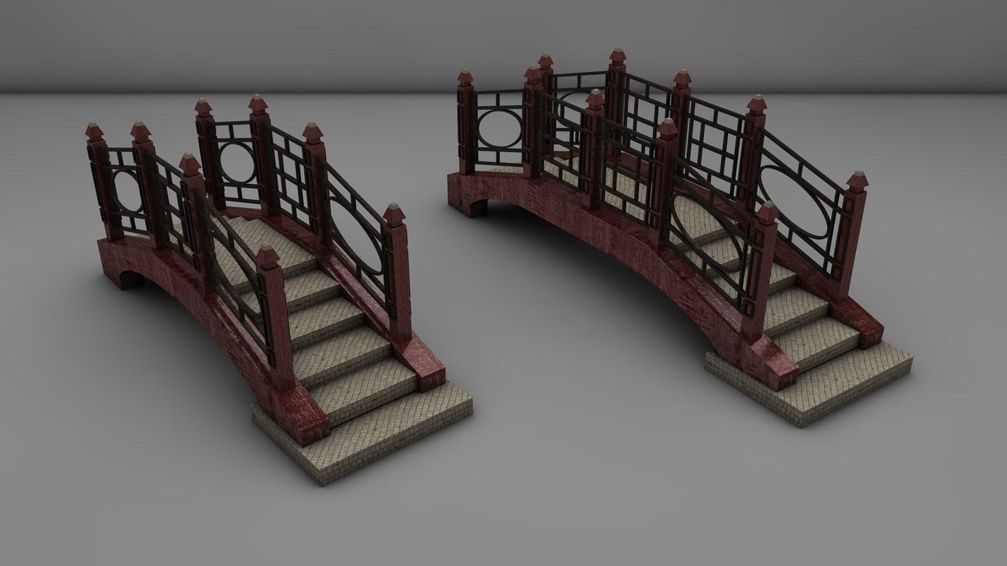 3d bridge 2 size