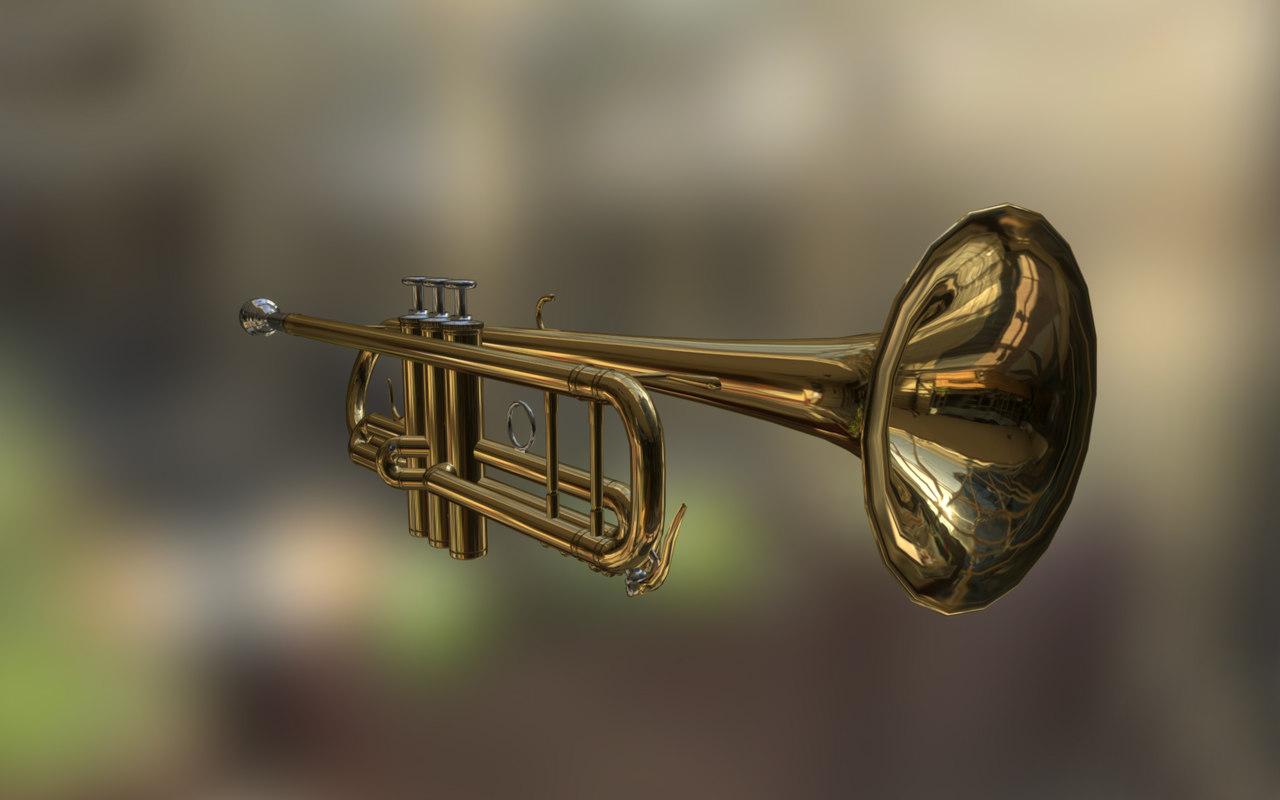 x trumpet