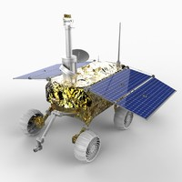 3d purchase jade rabbit moon rover