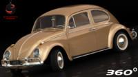 max volkswagen beetle 1962