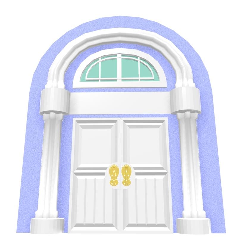 max fancy door