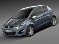 Generic Average Hatchback 2016