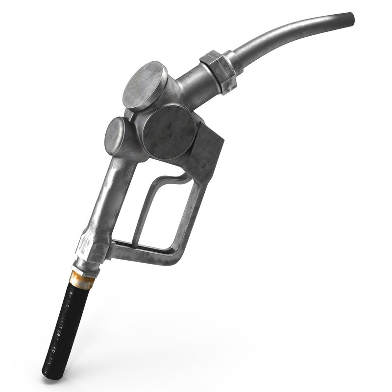 retro fuel nozzle 3d 3ds