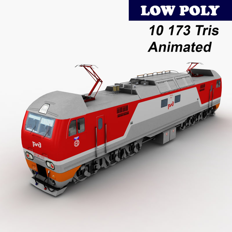 electrical locomotive ep2k max
