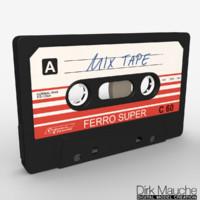 analog music cassette fbx