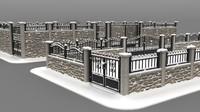 max walls set