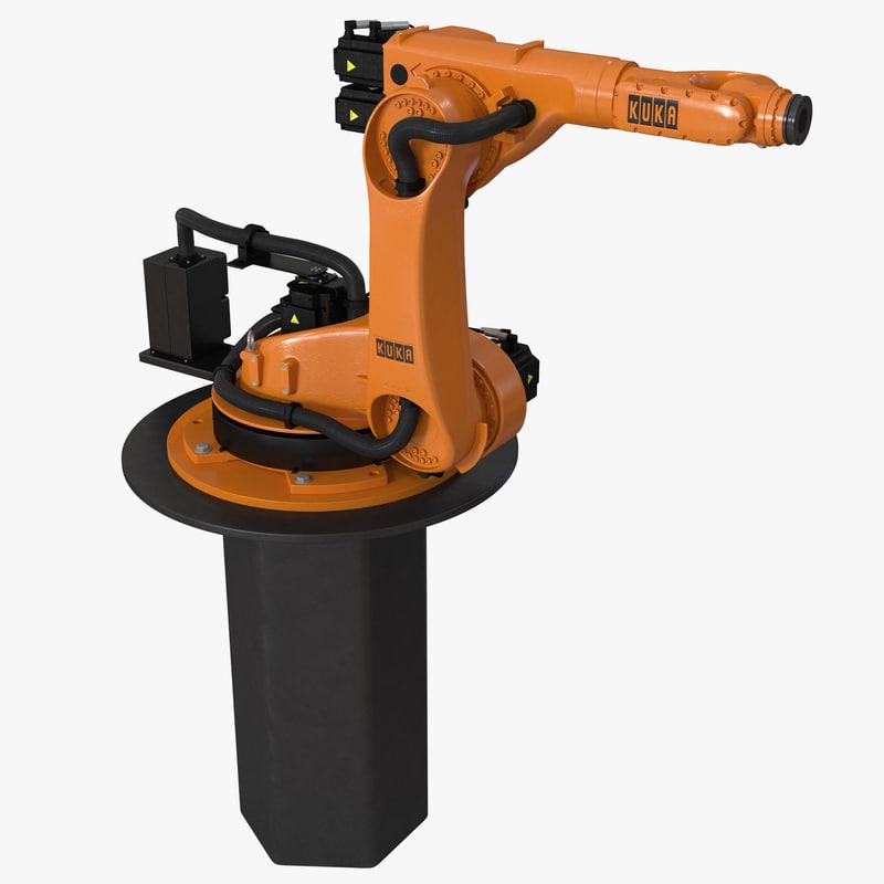 Kuka Robot KR 60-4 KS 3d model 01.jpg