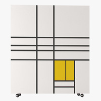 Cappellini Homage To Mondrian PC19