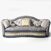 3d model sofa jumbo canova can-73