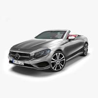 Mercedes-Benz S-Class Cabriolet (2017)