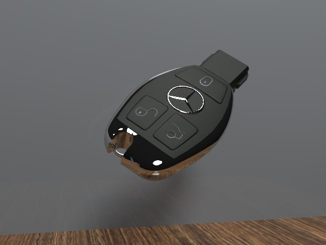 car key 3d 3ds