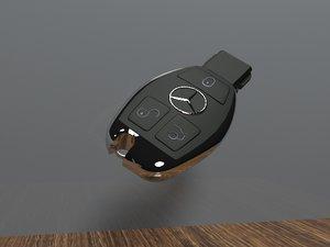 car key 3d 3ds