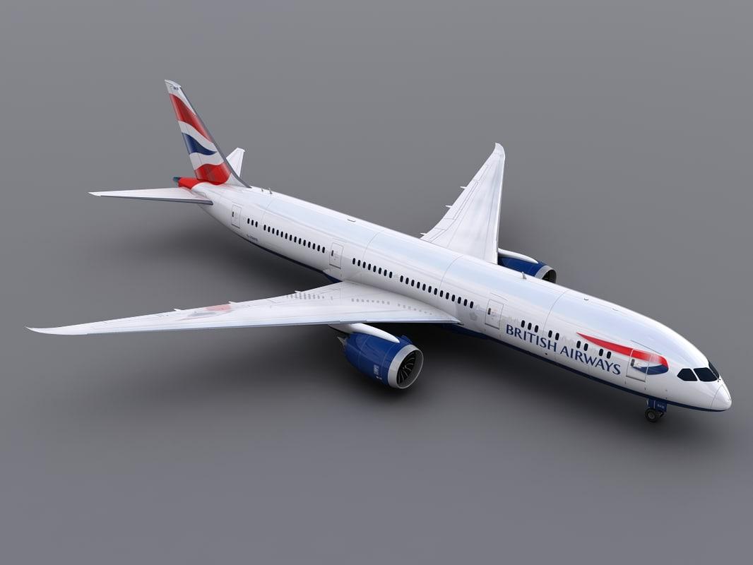 aircraft british airways max