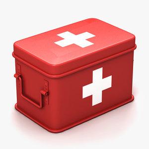 aid box 3d max
