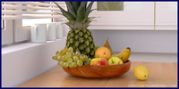 3ds fruit pack bowl vol3
