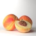 Peach Photorealistic