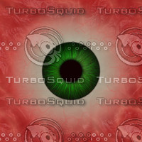 Eyeball Texture (Green)