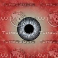 Eyeball Texture (White)