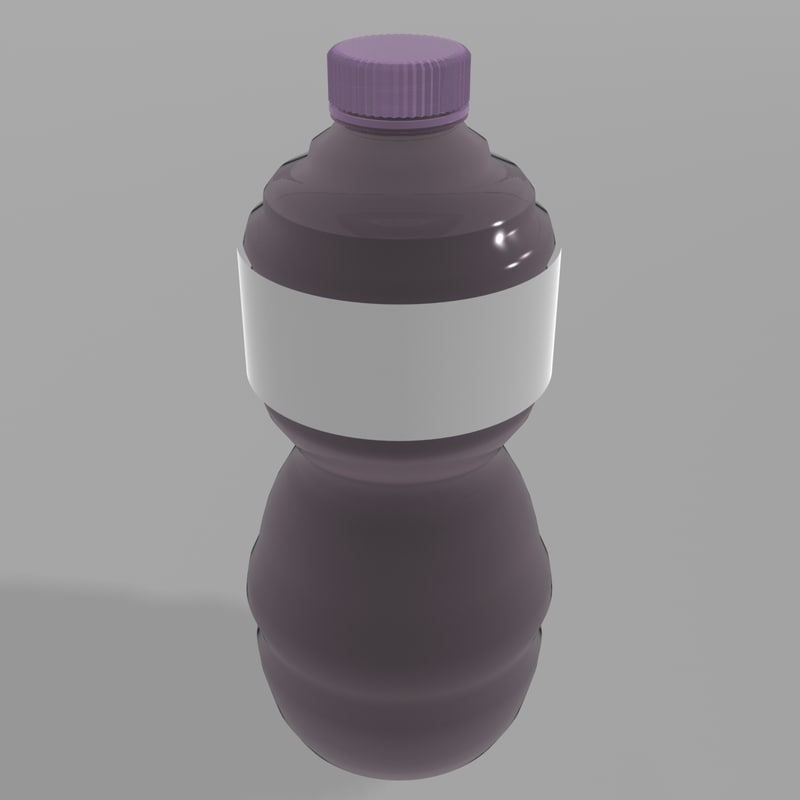 bottle soda 3ds