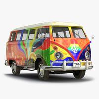 volkswagen type 2 hippie max