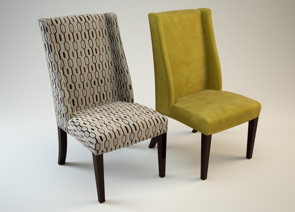 chairs - 3d c4d