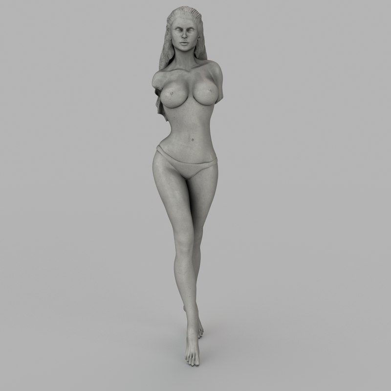 max woman bust