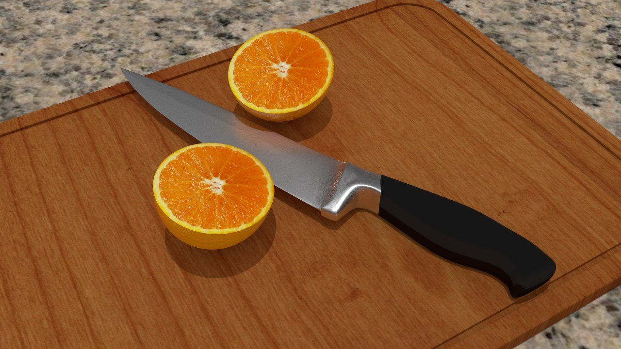 knife 3d 3ds