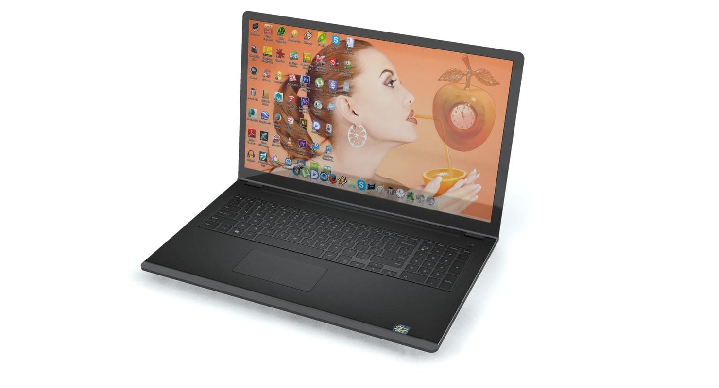 corei7 super windows laptop 3d max